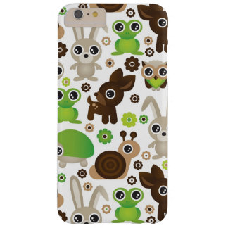 deer turtle bunny animal wallpaper barely there iPhone 6 plus case