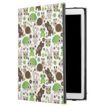 "deer turtle bunny animal wallpaper iPad pro 12.9"" case"