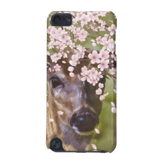 Deer Under Cherry Tree iPod Touch (5th Generation) Cover