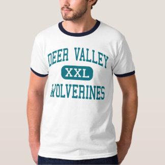 Deer Valley - Wolverines - High - Antioch T-Shirt
