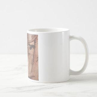DEER WB.PNG Big Buck Wood Burning Coffee Mug