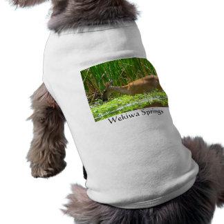 Deer Wekiwa springs Shirt