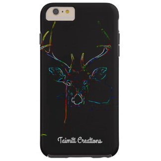 Deer - Wild feeling Tough iPhone 6 Plus Case