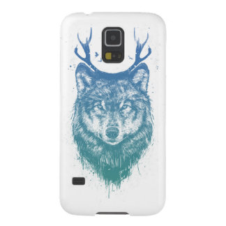 Deer wolf case for galaxy s5