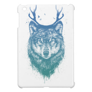 Deer wolf iPad mini cases
