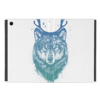 Deer wolf iPad mini covers