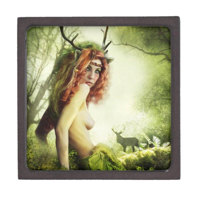 Deer Woman Premium Gift Box