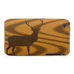 deer & woodgrain Case-Mate iPhone 3 case