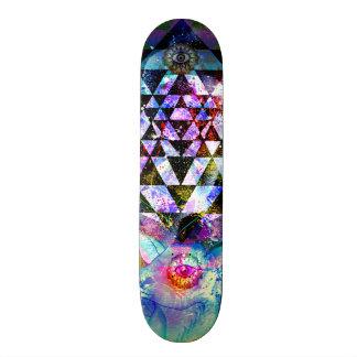 Deer Yantra Skateboard