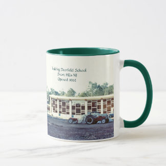 Deerfield Elementary School Short Hills NJ Mug