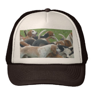 Deerhounds/Jagdhunde Mesh Hats