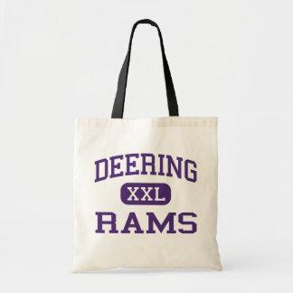 Deering - Rams - High School - Portland Maine Tote Bags