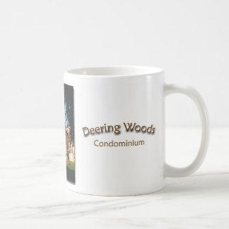 Deering Woods - Classic White Photo Mug w/logo