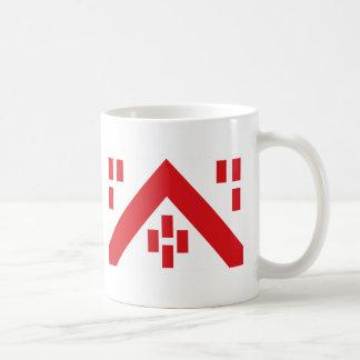 Deerlijk, Belgium flag Coffee Mug