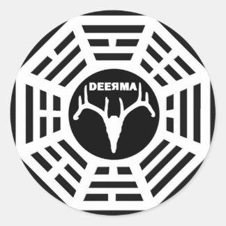 DEERMA Sticker