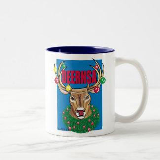 DEERNSA_Xmas Two-Tone Coffee Mug