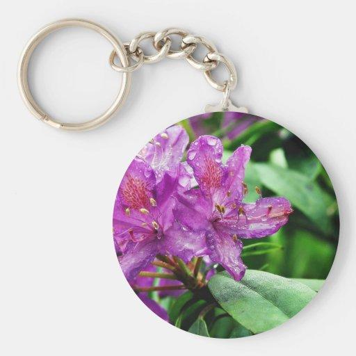 Deerpark Ireland Flowers Keychain