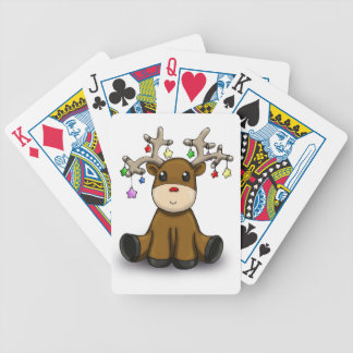 Deers Bicycle Playing Cards