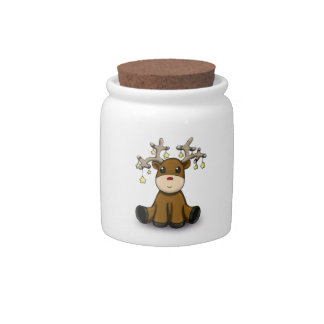 Deers Candy Dishes