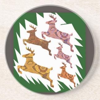 Deers Drink Coaster