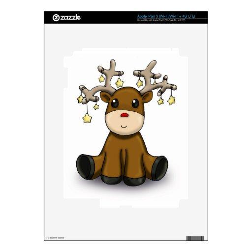 Deers Decals For iPad 3