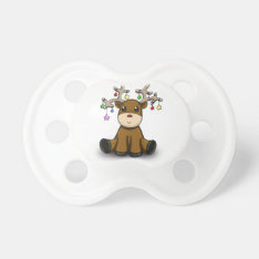 Deers Pacifier at Zazzle