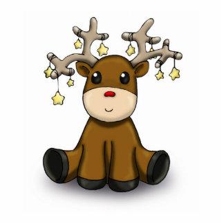 Deers Statuette