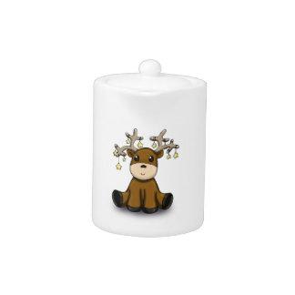 Deers Teapot
