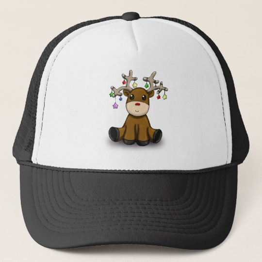 Deers Trucker Hat