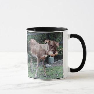 Deerschnauzer mug