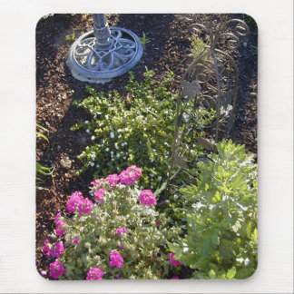 Dee's Garden Mouse Pad