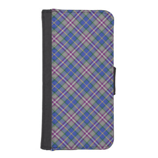 Deeside District Tartan iPhone 5 Wallet Phone Case