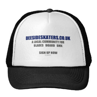 DEESIDE SKATERS GOODIES TRUCKER HAT