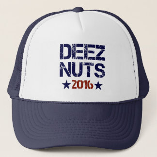 Deez Nuts 2016 Trucker Hat