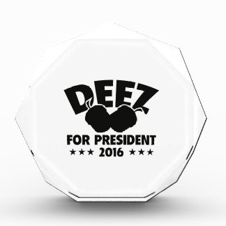 Deez Nuts For President Award