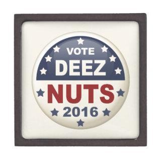 Deez Nuts II Jewelry Box