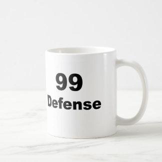 def 99 taza de café