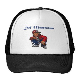 Def Momentum Hat 03