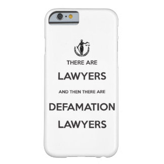 Defamation Lawyers Device Case