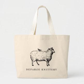 Defarge Knittery Bag