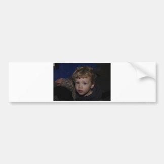 default bumper sticker