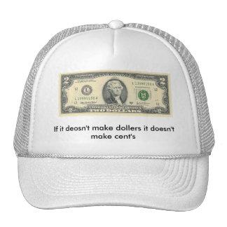 defaultCAXBSS4N, si deosn't lo hace los dólares… Gorros