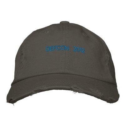 DEFCON 2012 CAP
