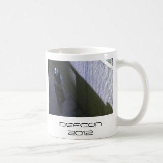 DEFCON 2012 COFFEE MUG - TYPE 1