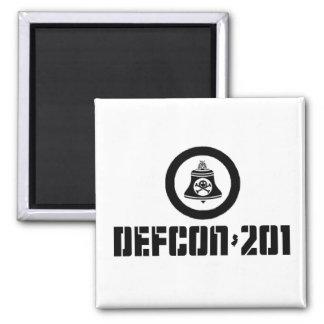 DEFCON 201 -- Basic Non-Member Magnet