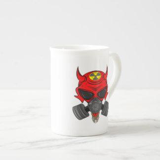 DefCon 6 (rojo) Taza De Porcelana