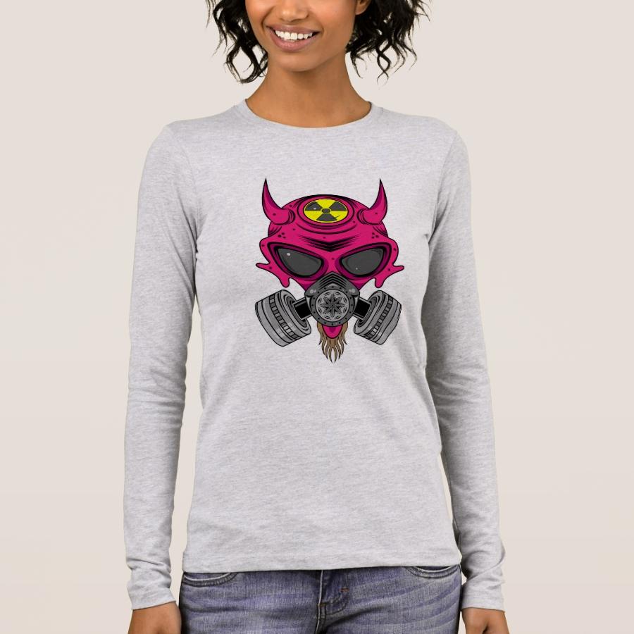 DEFCON Hellion Long Sleeve T-Shirt - Best Selling Long-Sleeve Street Fashion Shirt Designs