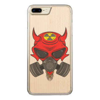 Defcon Hellion (red) Carved iPhone 8 Plus/7 Plus Case