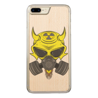 Defcon Hellion (yellow) Carved iPhone 8 Plus/7 Plus Case