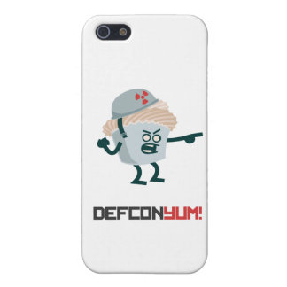 Defcon YUM! Chewmee and Logo iPhone Case Case For iPhone 5